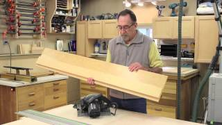 The Down To Earth Woodworker: Mobile Sanding Center Part 2: Cutting Out The Parts