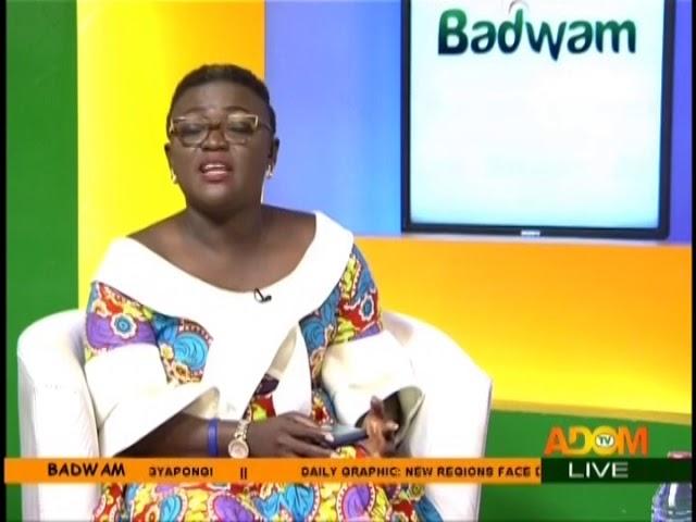Fire Destroys Properties At Konkomba - Badwam on Adom TV (17-10-18)