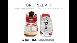 The Nike Air Ship Michael Jordan Wore Before the Air Jordan 1 Was Released ORIGINAL AIR