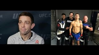 ryan hall reacts al iaquinta s rant about fighter pay the ufc on f k dana white