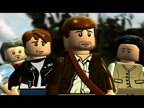LEGO Indiana Jones 2 100% Walkthrough Part 4 – Mac Attack, Rainforest Rumble & Dovchenko Duel