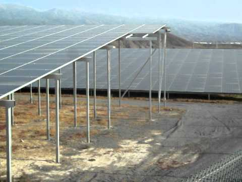 Energ a solar y e lica en tenerife sur youtube - Energia solar tenerife ...