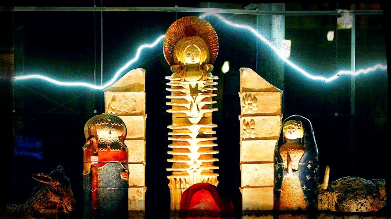 La crèche occulte du Vatican