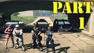 The FGN Crew Plays: APB Reloaded Part 1 - The Parking Job (PC)