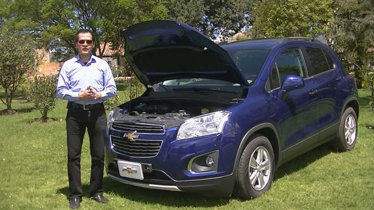 Chevrolet tracker colombia