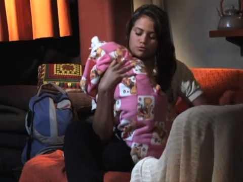 Campaña control de tu vida - Embarazo Adolescente