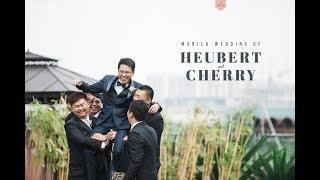 Manila Wedding of Cherry and Heubert Photo SDE