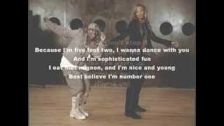 Ciara - 1, 2 Step Karaoke with Lyrics