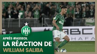 "William Saliba : ""Pas n'importe quelle victoire"""