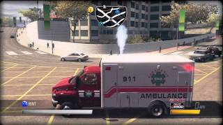 GMC C5500 Ambulance (2008) Review Driver: San Francisco 2011 Test Drive