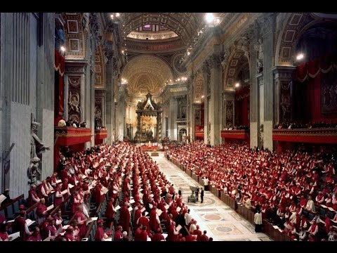 Intro to Vatican II & the Events Leading Up to It ~ Fr Smith
