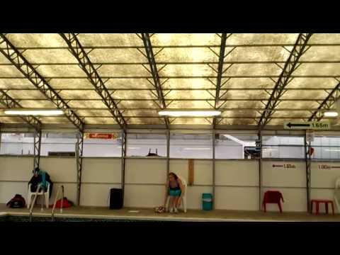 Aqua fit  class at Greenacres .