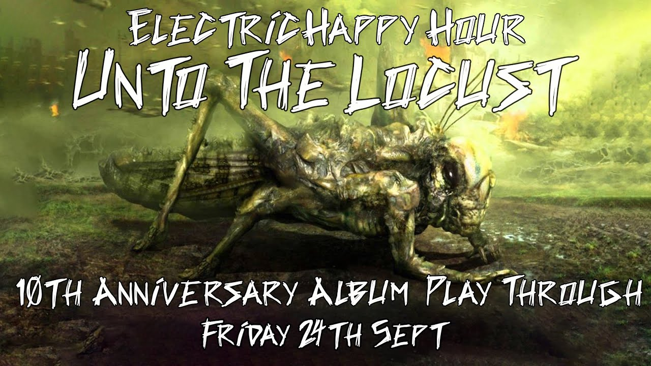 Download UNTO THE LOCUST 10th Anniversary Play-Through  - Sept 24, 2021🍻🥃🍹🍸🍷🍺🧉🍾🥂