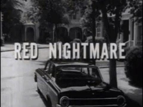 Jack Webb  Red Nightmare 1962 Drama