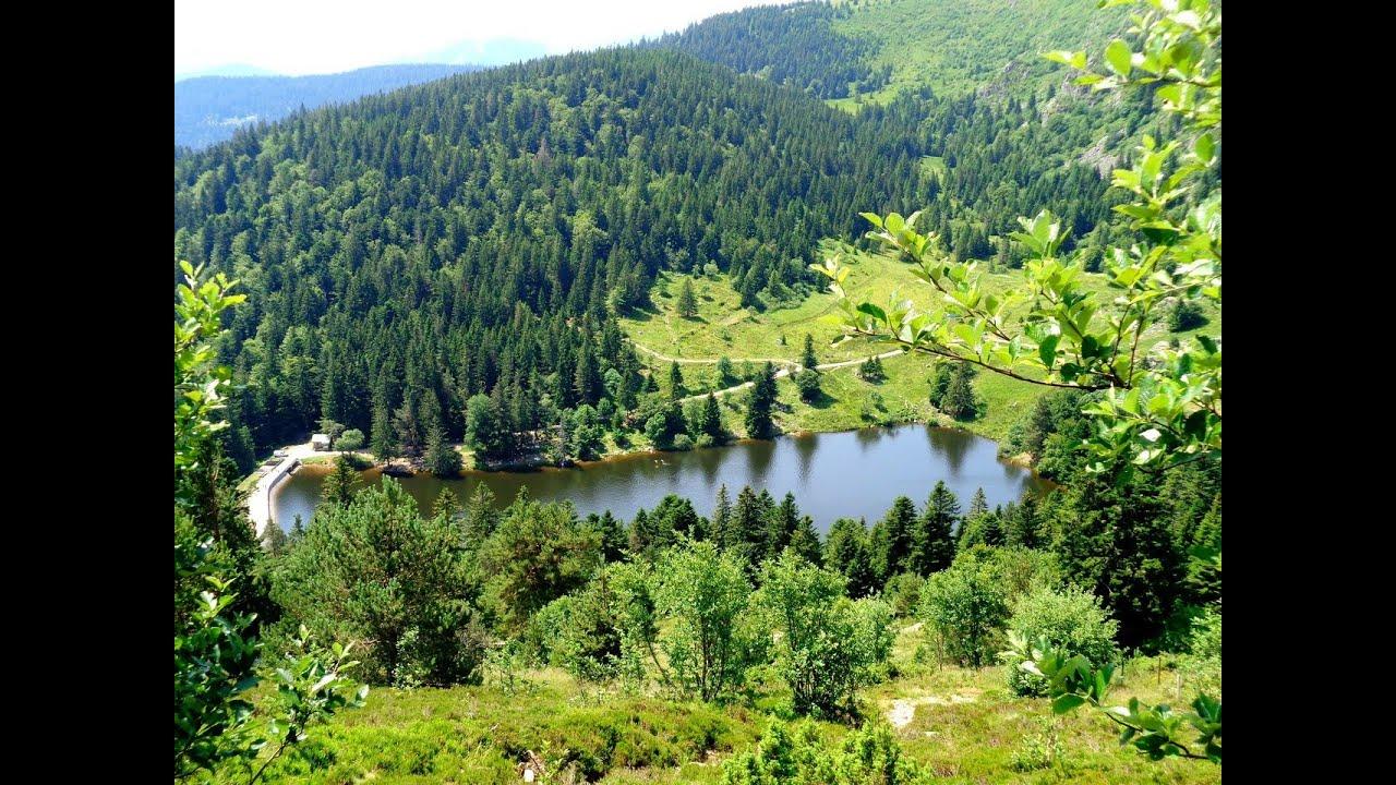 Video lac des truites lac noir et lac blanc vosges - Ventes privees blanc des vosges ...