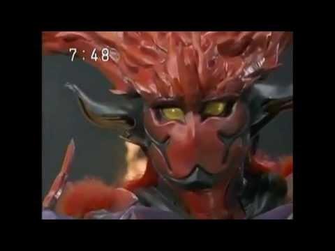 Death of heroes: Super Sentai In Battle