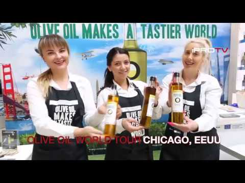 Chicago Olive Oil Tour