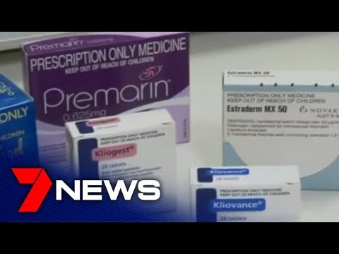 New Research Finds A Link Between Menopause Medication And Breast Cancer | 7NEWS