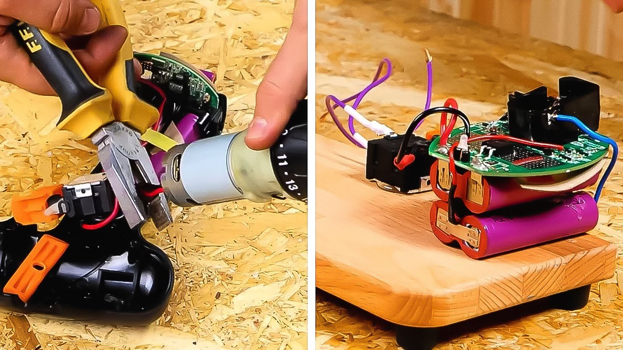 32 SIMPLE DIY INVENTIONS that will help you in different cases || electric inventions