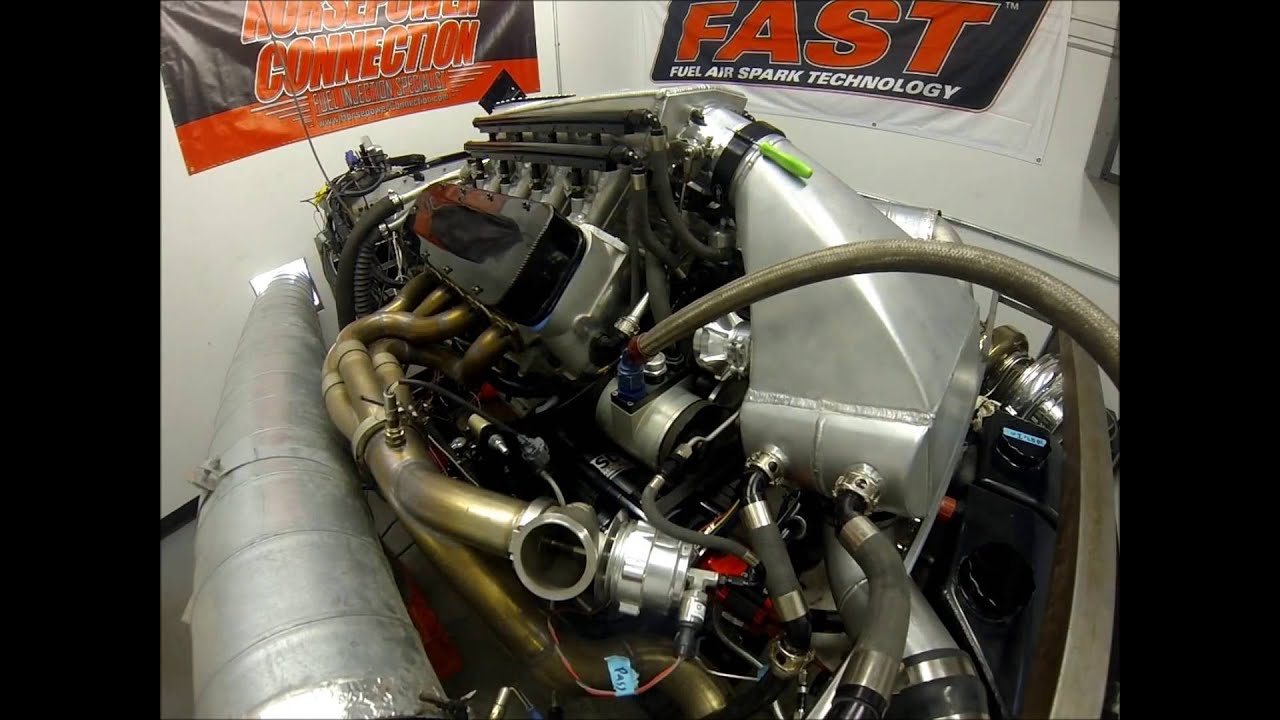 Video: 434ci Small-block Just Getting Started at 2,100
