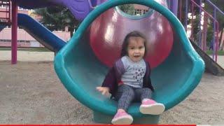 Rana en sevdiği çocuk oyun parkına gitti çok eğlendi eğlenceli çocuk videosu