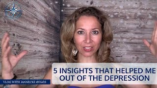 5 insights that helped me out of depression