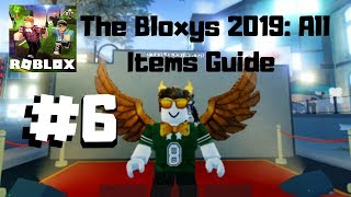 ROBLOX - Gameplay Walkthrough Part 6 - 6th Annual Bloxy Awards ( All Items/Locations) iOS/Android