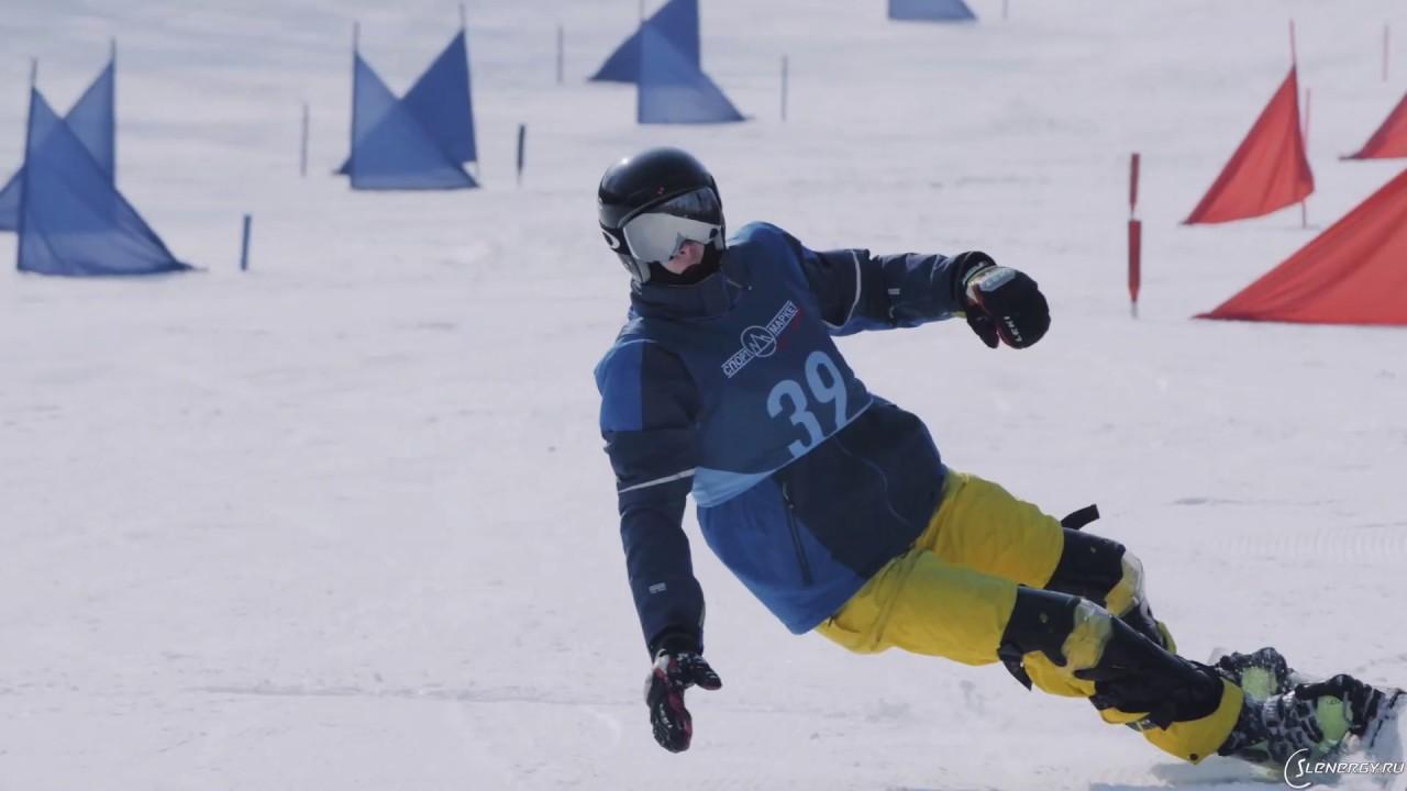 Чемпионат Владивостока по параллельному слалому на сноуборде-2019