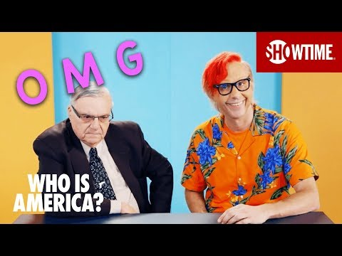 'Unboxing w/ Joe Arpaio' Ep. 4 Official Clip | Who Is America? | SHOWTIME
