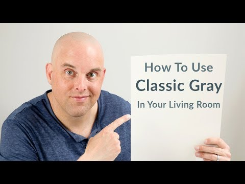 How To Use Benjamin Moore Classic Gray In Your Living Room