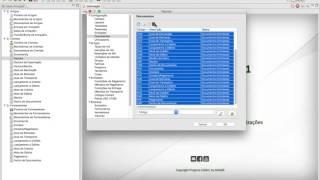 Projecto Colibri RCP11 - Abertura de Series
