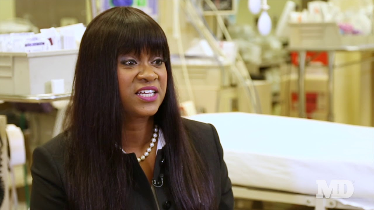 Sharonda Brown, BSN, RN: Stressing Communication in the Emergency Department