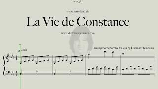 La Vie de Constance
