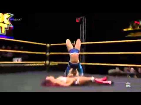 1149af46f Alexa Bliss - Glitz Flip To Sasha Banks - YouTube