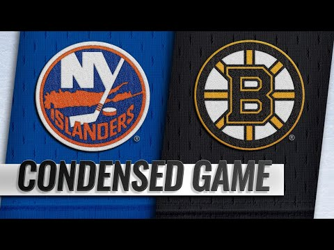 11/29/18 Condensed Game: Islanders @ Bruins