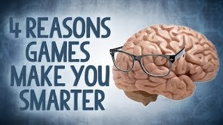 4 Reasons Video Games Make You Smarter - Reality Check(Could playing video games directly benefit your brain? Cam investigates in this week's Reality Check. Watch more Reality Check!, 2014-01-26T20:00:03.000Z)