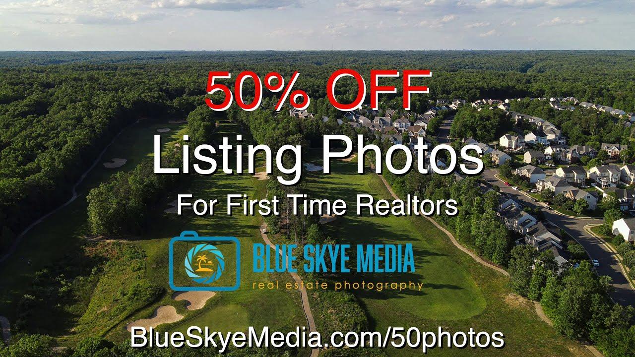 50% OFF Real Estate Photos