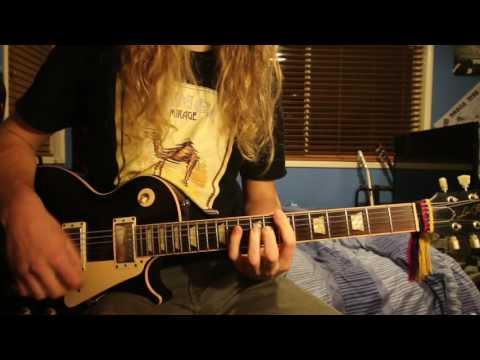 Billy Talent - Big Red Gun | Guitar Cover