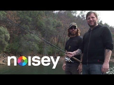 Learning to Fish with Chuck Ragan - Sound Off! - Ep. 4