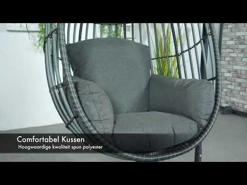 Tuinstoel Hangend Ei.Garden Impressions Hangstoelen Hang Ei Garden Impressions