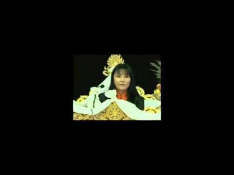 Address by Her Majesty Gyalyum Sangay Choden Wangchuck, World AIDS Day 2011