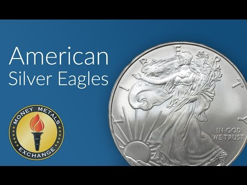 American Silver Eagle Coins | U.S. Mint | Money Metals Exchange