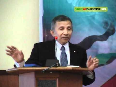Prof. Dr. M Amien Rais - Palestine International Conference (Indonesia)