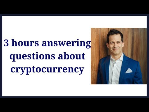 3 hours answering questions on Stellar XLM, XRP, OMG, trading, valuation, and more