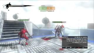 ¿El Gato ninja? Ninja Gaiden 3 Multiplayer