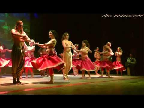 Azeem O Shaan Shahenshah Jodhaa Akbar Ukraine Ethno Dance Festival Bollywood Лила Чернигов танцы