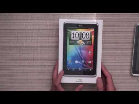 HTC Flyer - Review - HD