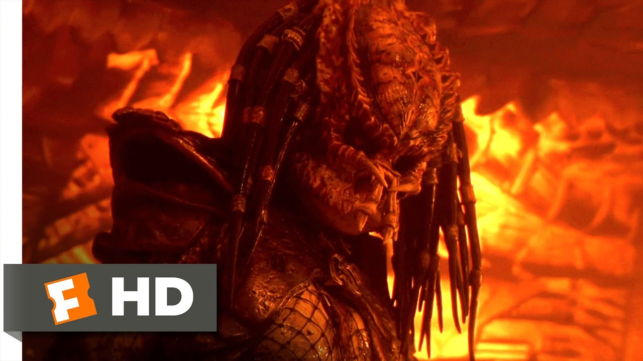 Download Predator 2 (5/5) Movie CLIP - The Hunter Becomes the Hunted (1990) HD