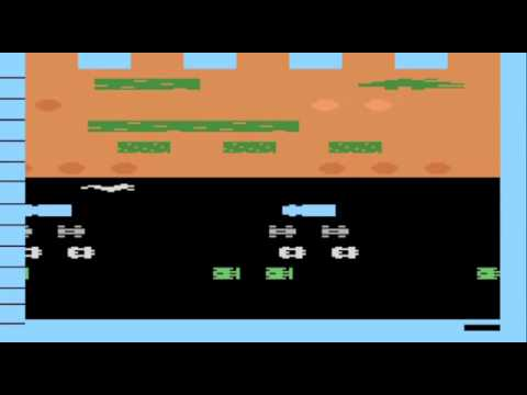 Atari Replay: Frogger with MamaFogey!