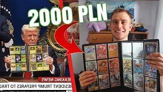 KOLEKCJA KART WARTA PONAD 2000 PLN ?!?